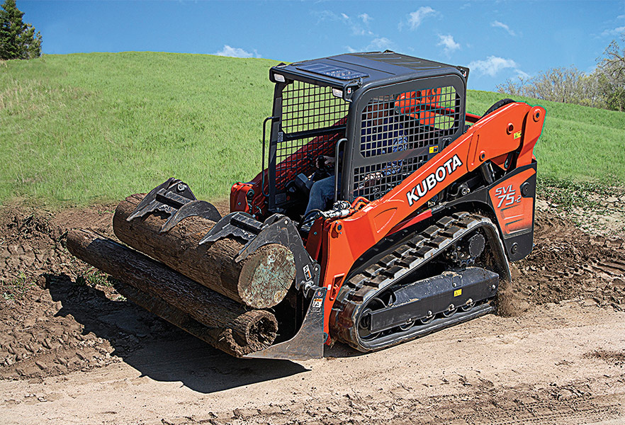 Kubota Skid Steer - Commercial and Agriculture