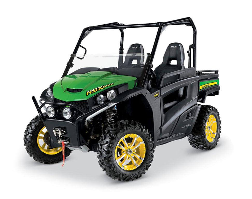 John Deere Gator RSX 860i