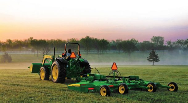 Subscribe to the Nelson Tractor Blog!