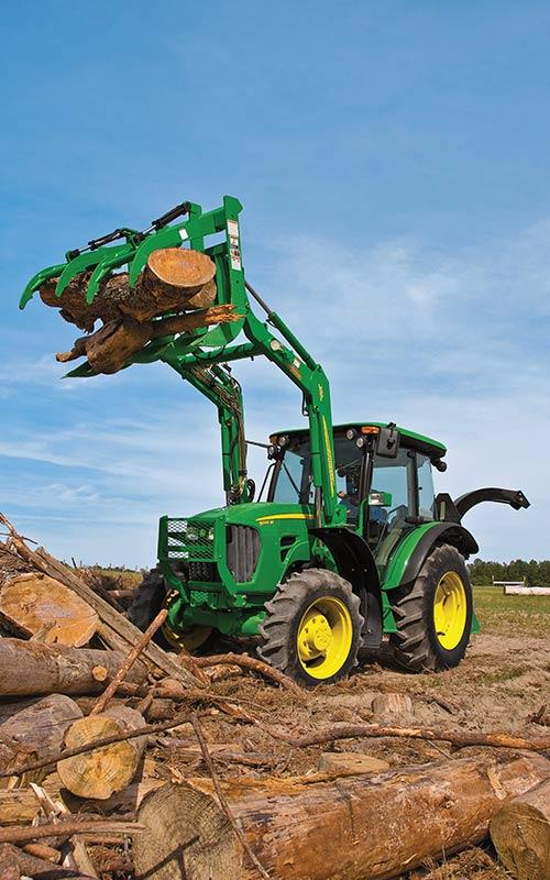 Commercial John Deere Tractor