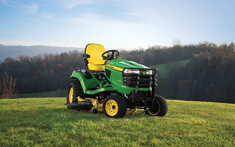 John Deere X Series Mower