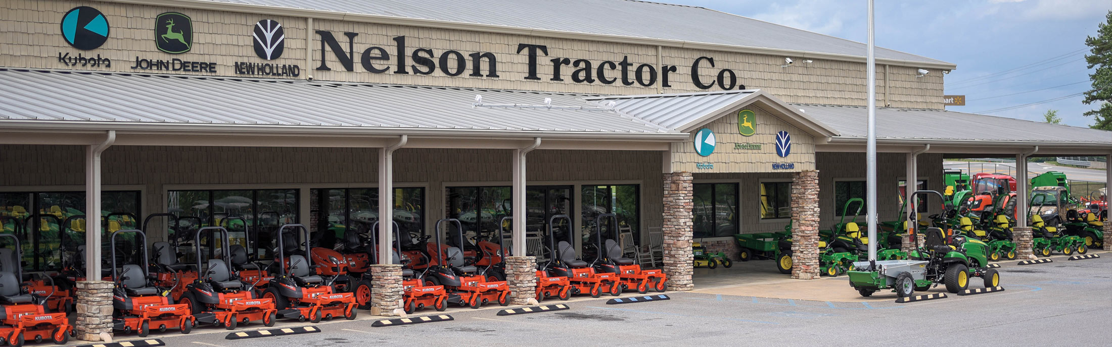 Nelson Tractor Company Dealership in Blairsville, GA