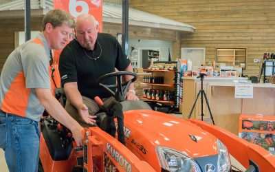 Troubleshooting Your Compact Tractor: What to do when something goes wrong