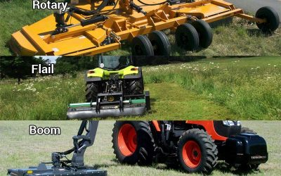 All About Alamo Rotary, Flail and Boom Mowers