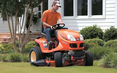 Comparing Kubota Lawn Tractors