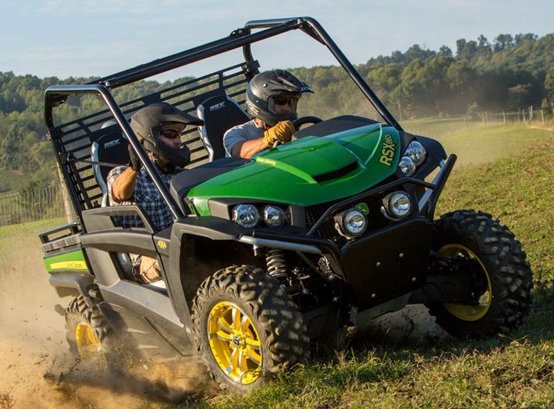The John Deere Gator RSX is an Insanely Fun Ride… and A Real Workhorse