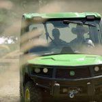John Deere Gator XUV835R Tractor Heritage