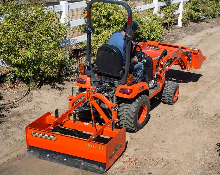 How Does the New Kubota BX80-Series Sub-Compact Tractor Stack Up?