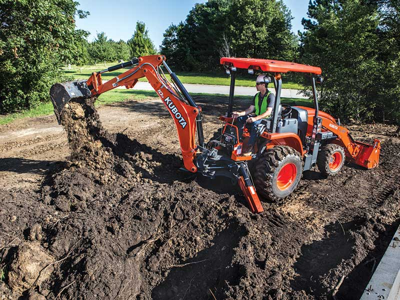 What You Need to Know About Tractor Loader Backhoes