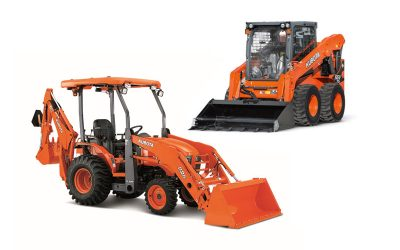 Skid Steer vs Compact Tractor Loader Backhoe