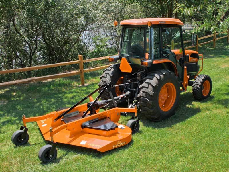 Land Pride Grooming Mower