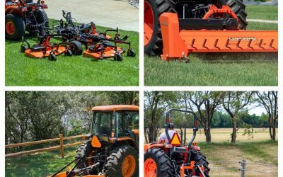 Land Pride Mowers Help You Get The Job Done