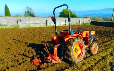 Top 5 Compact Tractor Attachments for Planting