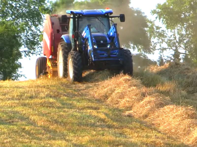 Which New Holland Roll-Belt™ Round Baler is Right for You