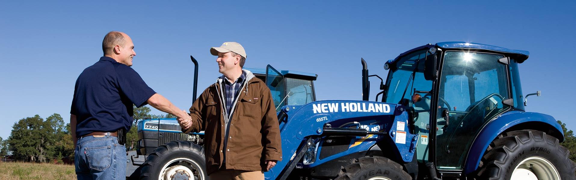 Nelson Tractor Company Service Technician