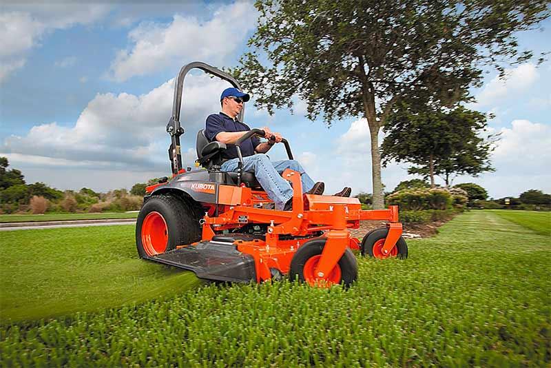 John Deere X Series Mower