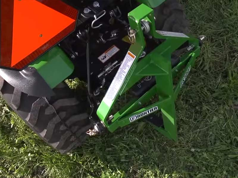 How to Use a Subsoiler to Get Rid of Standing Water