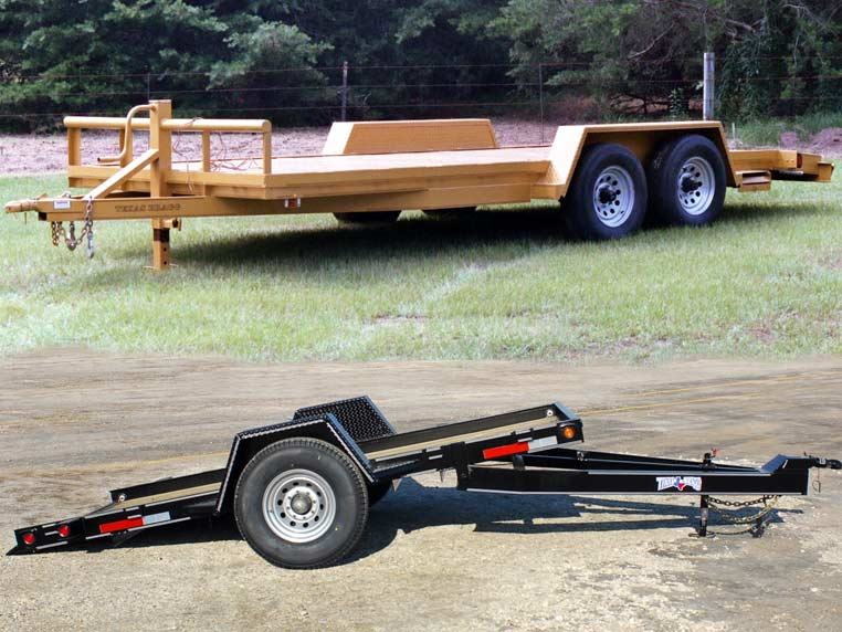 What You Need to Know About Texas Bragg Trailers