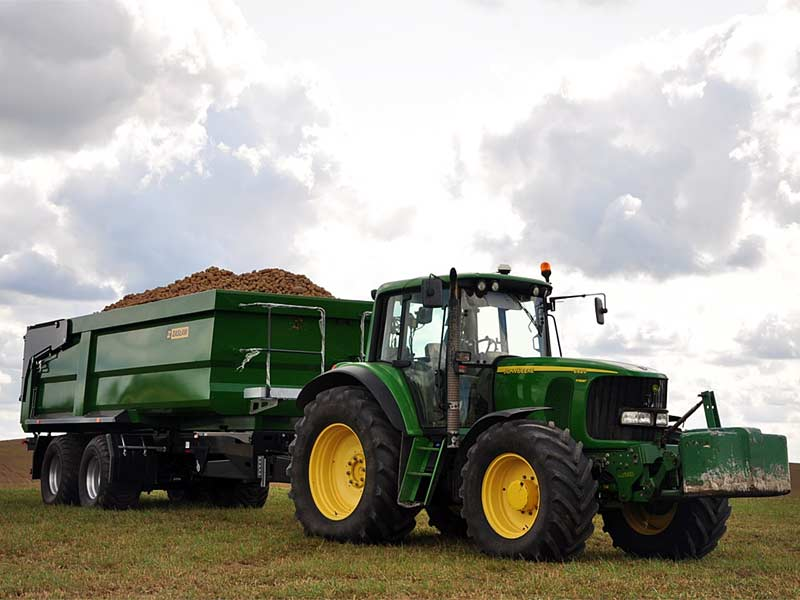 What's the Difference in Tractors that Have the Same Horsepower?