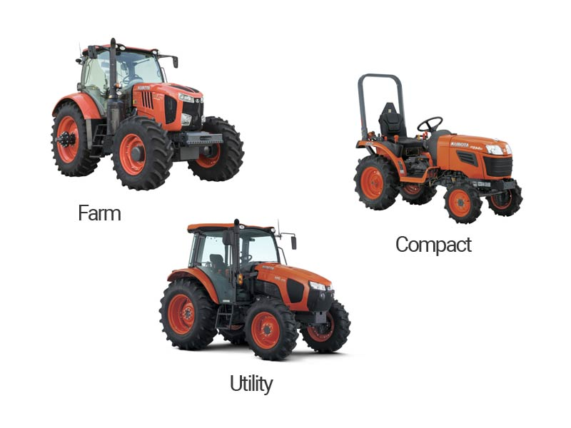 What Factors Determine The Type of Tractor I Need