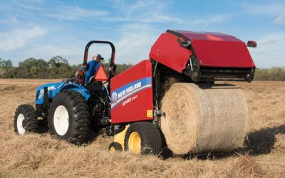 New Holland's Plan to Make Farms Self-Sustaining