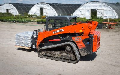 Using the Float Function on the Kubota SVL Series Compact