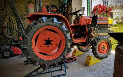 How to Get Tractor Parts Fast